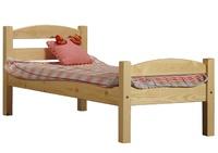Кровать Классик детская (спинка дуга)