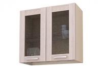 Навесной ш.800, 2 дв витрина-сушка