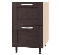 Шкаф напольный с 2 ящиками ш.500