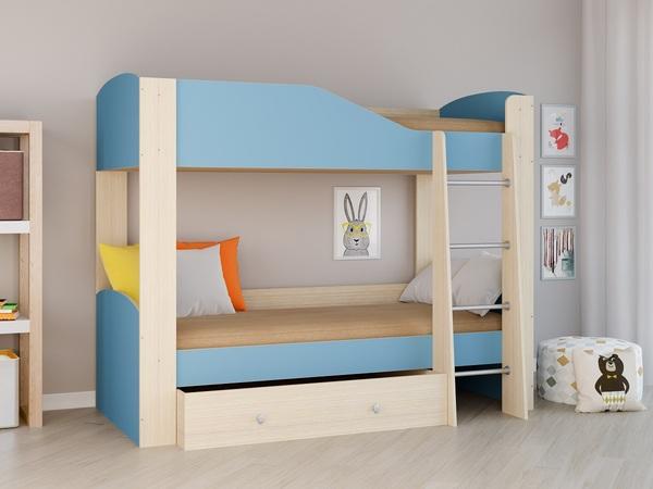 Двухъярусная кровать Астра-2