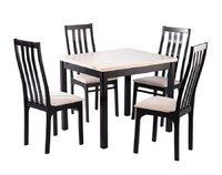 Стол Франц СТ01 + 4 стула Франц С36