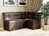 Кухонный уголок Квадро 3 с ящиками
