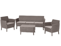 Комплект Salemo 3 seater set 17205990