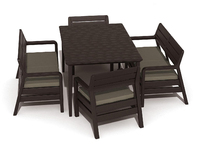 Delano set with Lima table 160 17205371/КОР