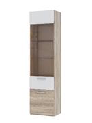 Шкаф Фиера со стеклом