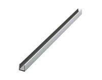 Планка для стеновой панели 4/6 мм торцевая