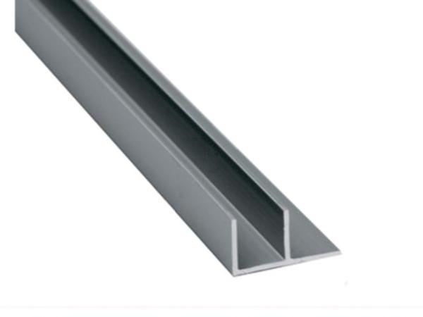 Планка для стеновой панели 4/6 мм угловая