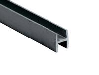 Планка для стеновой панели 4/6 мм щелевая