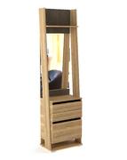 Стреза ПС-3 Шкаф открытый с зеркалом