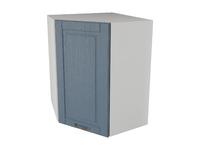 Шкаф угловой трапеция 1 дверь 55 см Палермо