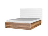 Кровать Джолин с ПМ 160*200 / Кровать Джолин с ПМ с мягкой спинкой 160*200