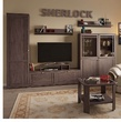 Sherlock 2 (гостиная) Шкаф МЦН