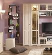 Sherlock 8 (гостиная) Шкаф для белья / Sherlock 81 (гостиная) Шкаф для белья Правый