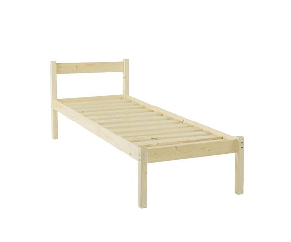 Кровать одноярусная Т1