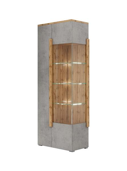 Шкаф - витрина 2001М1