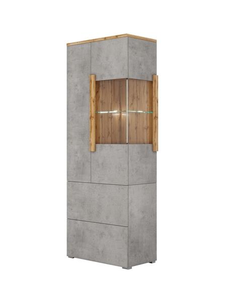 Шкаф - витрина 2 ящика (левая/правая) 2004М1/2014М1