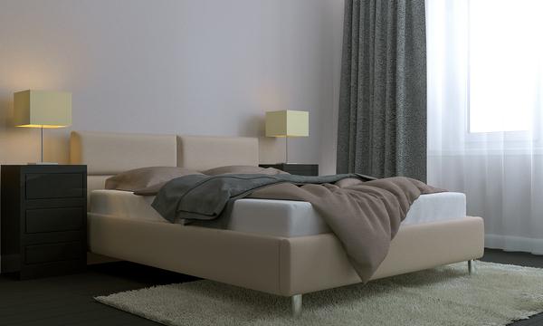 Кровать с подъемным механизмом Эльза