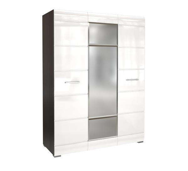Шкаф 3-створчатый Ненси