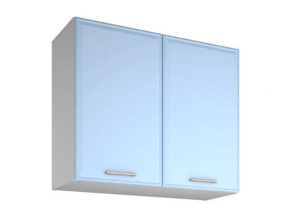 "Шкаф навесной ш80 + фасад ""БЕЛЛА"" (СТЛ.281.03)"