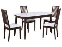 Стол Турин + 4 стула Родос