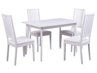 Стол Йорк + 4 стула Родос