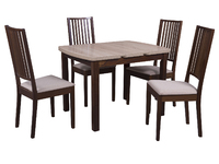 Стол Орлеан + 4 стула Родос