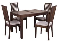 Стол Рига стекло + 4 стула Родос