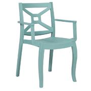 Кресло пластиковое Zeus Box DEL/ZEUS-R/BOX/ARM