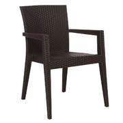 Кресло пластиковое Montana DEL/MON/ARM/F