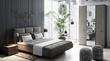 Кровать с мягким изголовьем «Либерти» СМ-297.01.001