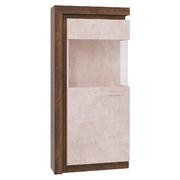 Шкаф-витрина Люмен №1