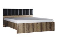 Кровать Джагер с мягким изголовьем 160х200