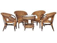 Mandalino (4 кресла + стол обеденный)
