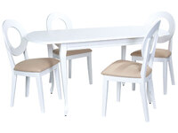 Прага стол + 4 стула Коломбо