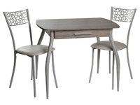 Стол Граус + 2 стула Кемпер