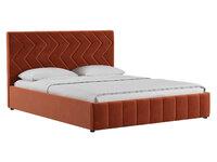 Кровать Милана с подъемным механизмом 160х200