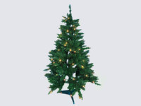 ULD-T0612-100/SBA WARM WHITE IP20 XMAS TREE
