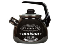 Чайник эмал 3,0л со свистком Maison ТМ Appetite
