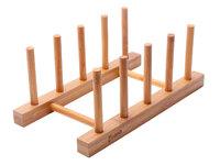Подставка для досок, 22*12*8,6см,бамбук BRAVO