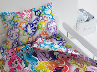 """КПБ """"My Little Pony"""" Граффити, 1,5 сп."""